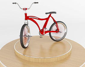 3D asset Stunt Bike