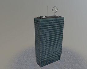 Berlin Europa Center 3D model