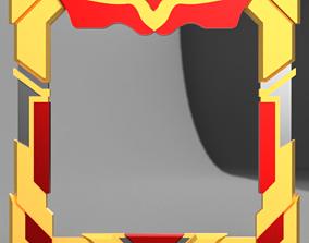 Call of duty mobile avatar frame 02 3D