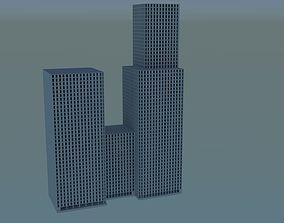 3D print model Skyscraper