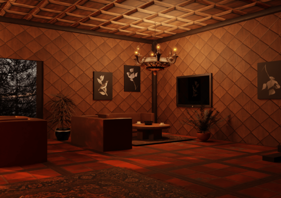 Royal Choco Hall