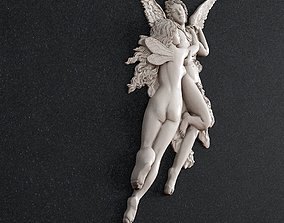 cupid and psyche 3D print model