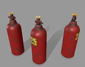 3D model Oxygen Tank