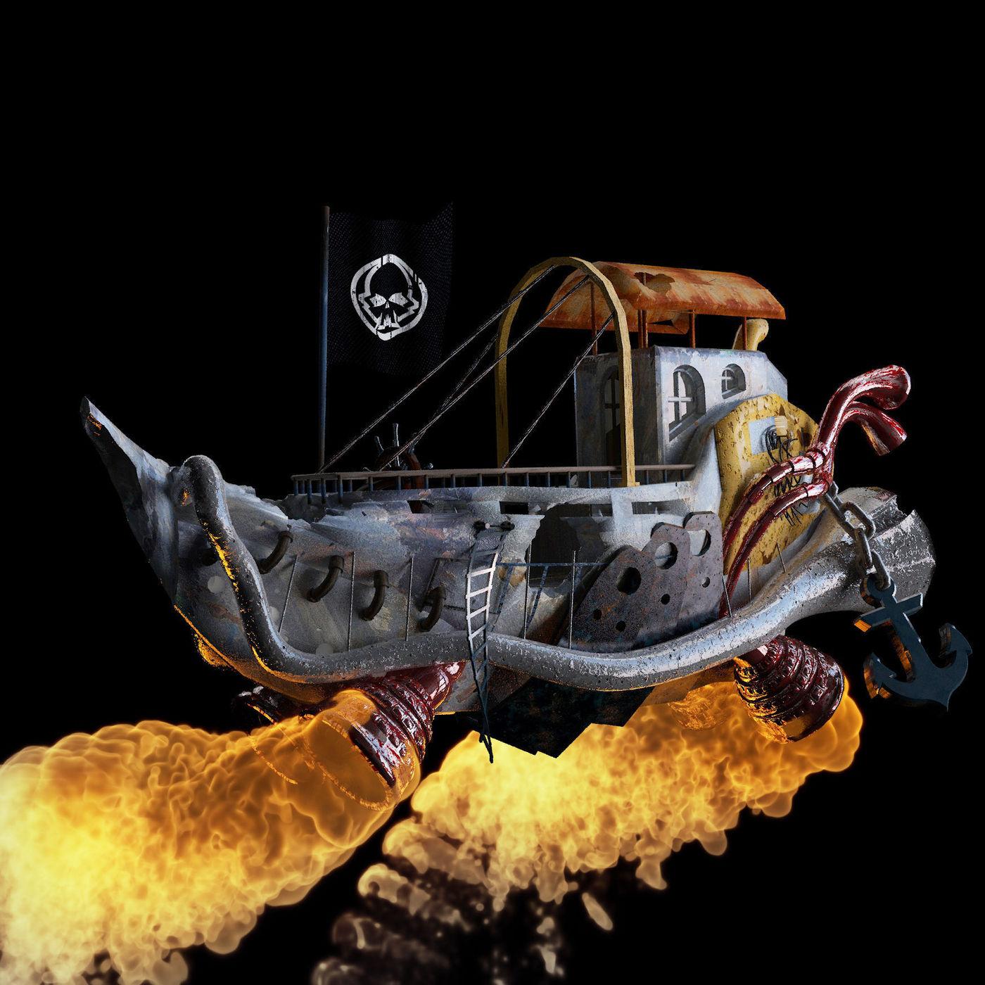 Ship to Neverland