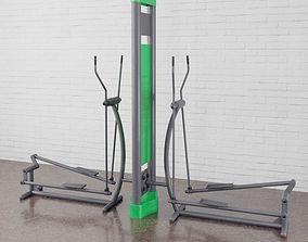 3D model Gym equipment 34 am169