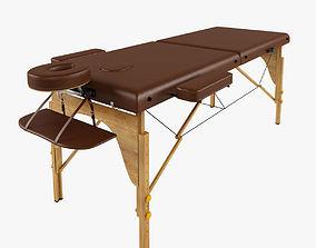 massage Massage Table 3D model