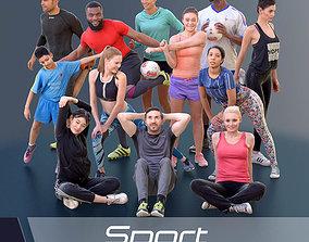 3D 1004 Sports Bundle