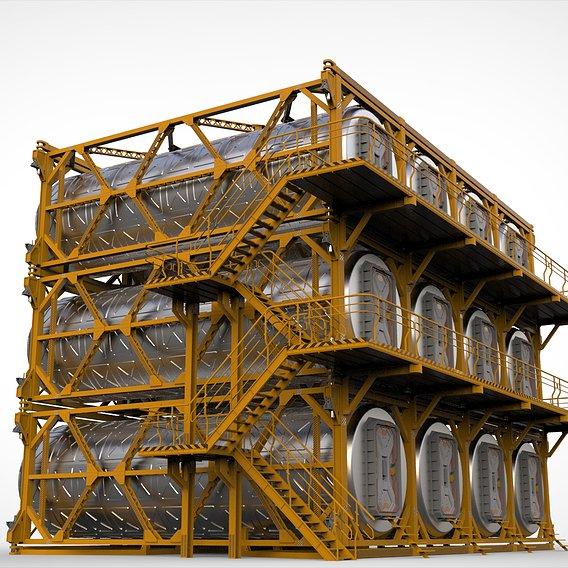 sci-fi architecture 10
