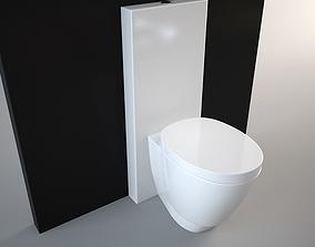 Simas CT09 Toilet 3D