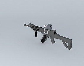 3D model QBZ03 CUSTOM