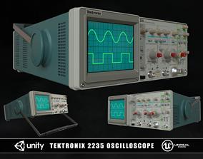 Tektronix 2235 Oscilloscope 3D model