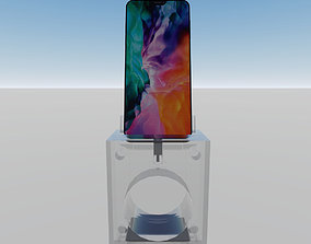 PHONE DOCK ACOUSTIC AMPLIFICATION STAND 3D print model