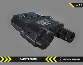 Target Pointer - FPS Gun Attachment for Unreal 3D model