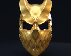 Kid of darkness - alex terrible mask 3D printable model
