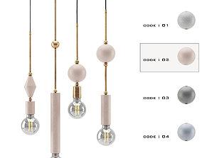 Jewel light-01 3D model