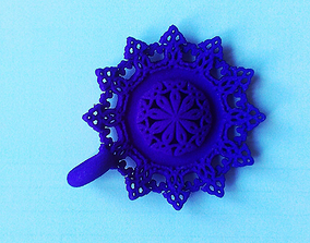 Islamaceltic Pendant 3D printable model