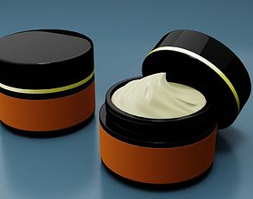 3D model Cosmetic Jar