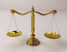 Antique Scales 3D