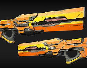 3D Rail Gun