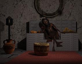 3D asset Prince Goblin