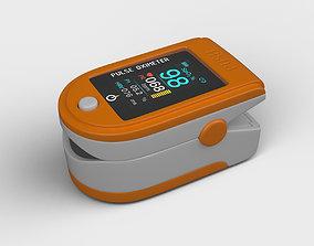 Pulse Oximeter 3D