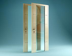 Door Union 3D contemporary