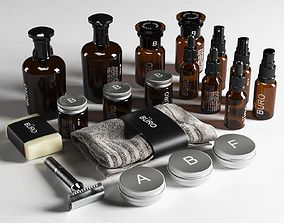 3D model Body Care Products 12