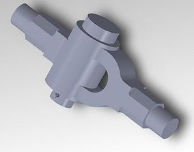 3D model Knuckle Joint