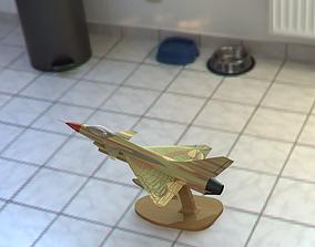 Chengdu J-10 Vigorous Dragon 3D print model