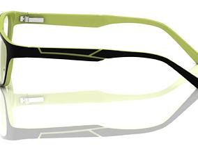 Eyeglasses for Men and Women accessory 3D print model