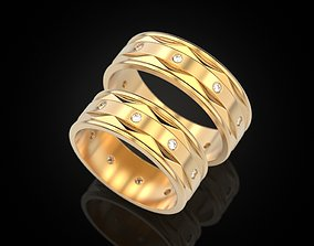 3D printable model Wedding ring 83