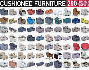 3D model Cushioned Furniture