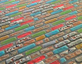 3D Brick texture 05