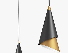 757010 Cone Lightstar Chandelier 3D model