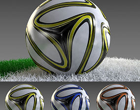 World Championship Ball 2014 3D model