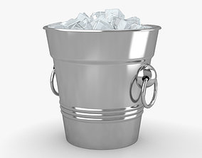 3D beverage Ice Bucket