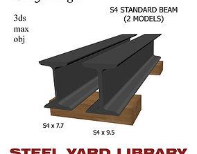 S4 Standard Beam 3D