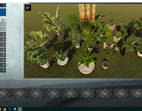 Lumion planter library free download Lumion 3D model 2