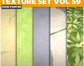 Road Vol 59 - Game PBR Textures 3D asset