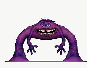 art Monsters University 3D print model