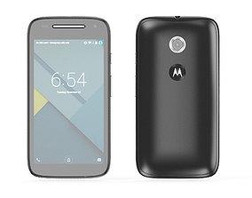 Motorola Moto E - Element 3D