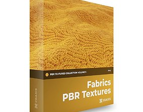 CGAxis Fabrics PBR Textures Collection Volume 5 3D