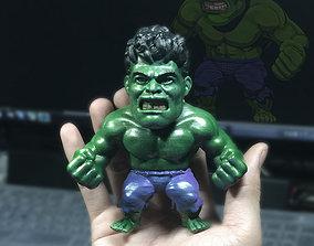 Hulk 3D Printing