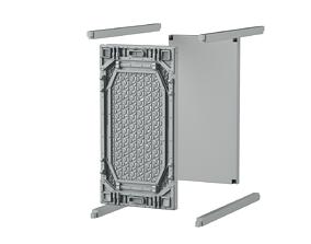 Sci-fi door bookend 3D printable model