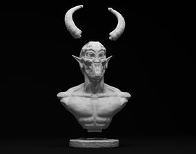 torso Demon 3D print model