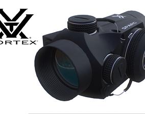 Vortex Optics Sparc II 3D asset game-ready
