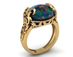 3D print model eslimi ring 2 gift