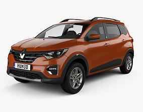 Renault Triber 2020 3D model