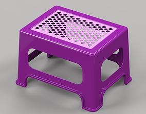 3D print model patio-bench Bench