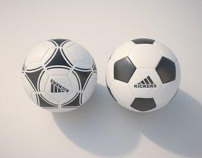 3D model PBR Soccerball